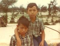 artists/Jackson, William G/thumb/Jackson, William G - 'Children of Cua Viet'.jpg