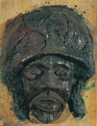artists/Porter, Leonard/thumb/Porter, Leonard - Reflections of a Black Vet.jpg